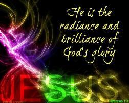jesus glory image
