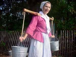 milk pail yoke image