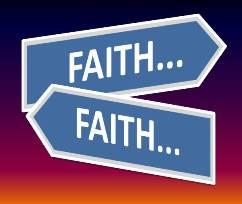 faith sign image