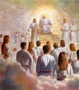 God in heaven image