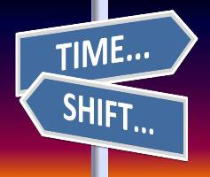 time shift image