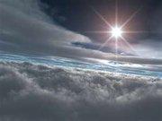 sun cloud image
