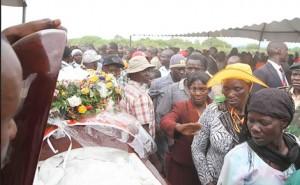 Kenya Funeral 2