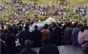 Kenya Funeral