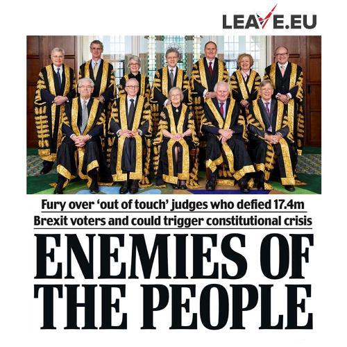 Brexit-Judges